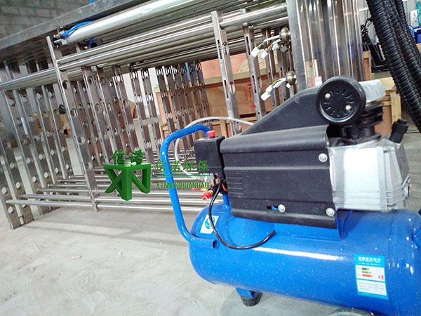 信诺环保专业生产 bobapp应用杀菌器   明渠式污水处理设备