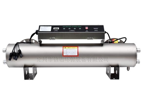 防爆bobapp应用杀菌器 4支120W进口美国莱邵斯灯管 回水中用消毒装置