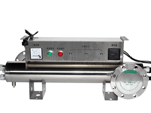 新款 法兰对开 bobapp应用杀菌器 二次供水处理设备