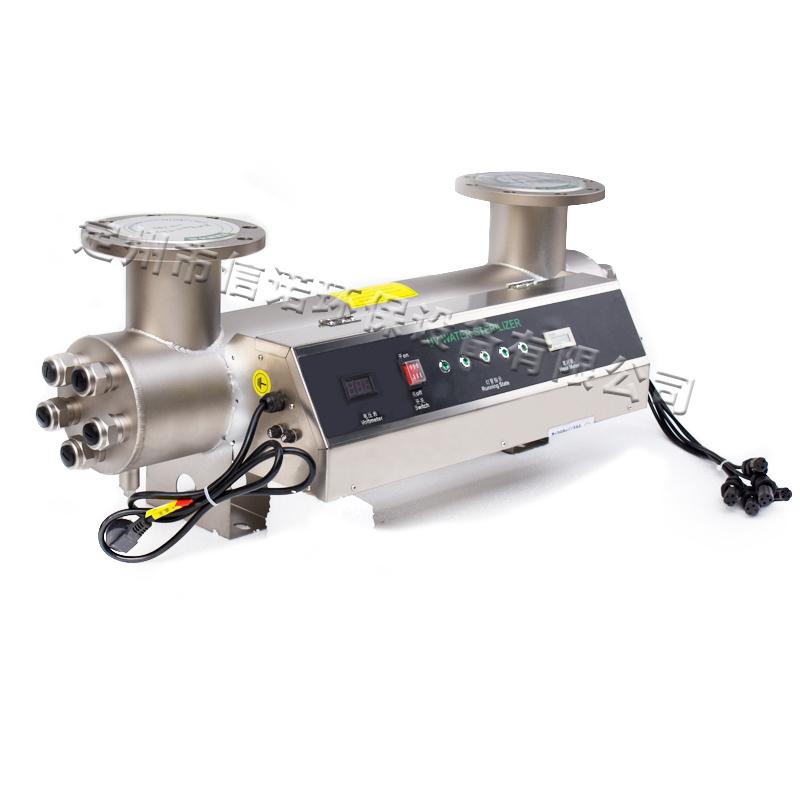 一体式bobapp应用杀菌器 功率400W 600W 消防用水 游泳池消毒设备