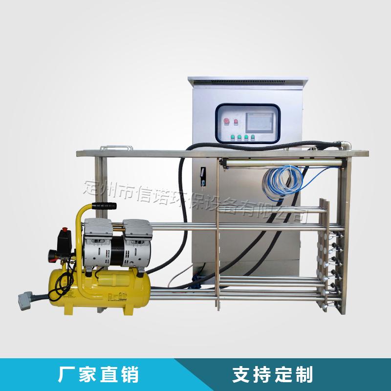 专业生产  明渠式bobapp应用杀菌设备  日处理量100000吨污水   带PLC和自清洗功能 可远程控制