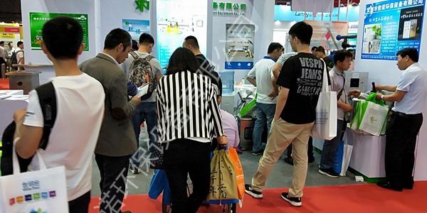 上海国际水展 员工耐性讲解产品 (6)